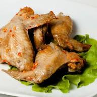 Крылышки в кисло-сладком соусе Фото