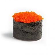 Тобико оранж Фото