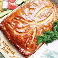 Пирог с форелью Фото
