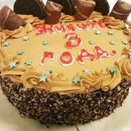 Торт Шоколадный бисквит Фото