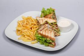 Клаб сендвич - Фото