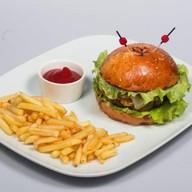 Бургер сан Фото
