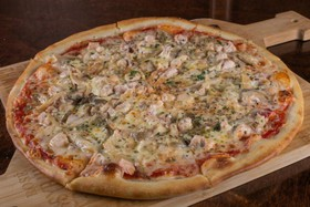 Жульен пицца - Фото