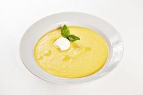 Крем-суп из тыквы - Фото