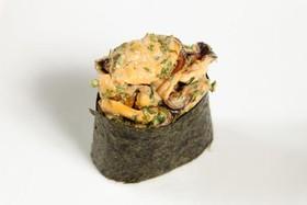 Суши спайси с мидиями - Фото