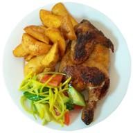 Цыпленок корнишон Фото