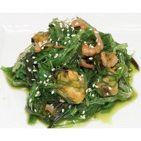 Чукка салат с морепродуктами - Фото