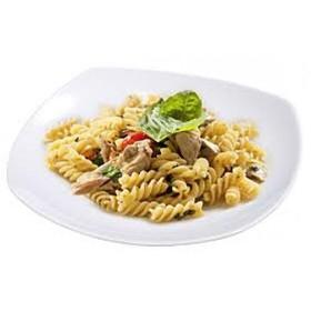 Фузилли с телятиной и шпинатом - Фото