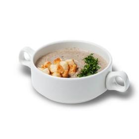 Суп-пюре из шампиньонов - Фото