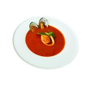 Томатный с морепродуктами - Фото