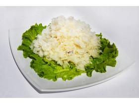 Белый древесный гриб по-корейски - Фото
