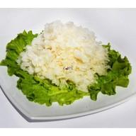 Белый древесный гриб по-корейски Фото