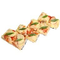 Суши –пицца с рыбой Фото