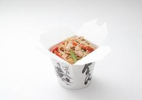 Рисовая лапша с цыпленком - Фото