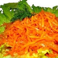 Cалат из моркови с чесноком Фото