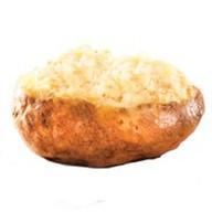 Картофель с растительным маслом XL Фото