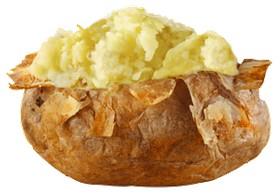 Картошка с сыром - Фото