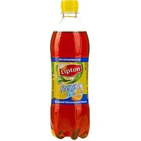 """Чай """"Липтон"""" вкус лимона - Фото"""