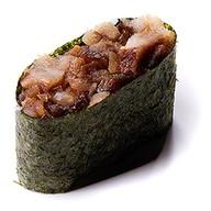 Спайси суши угорь Фото