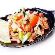Ким чи овощной с креветкой Фото