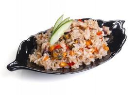 Рис с курицей - Фото