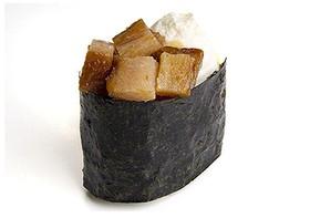 Суши с сыром и угрем - Фото