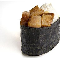 Суши с сыром и угрем Фото