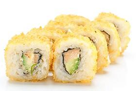Темпура спайси с лососем - Фото
