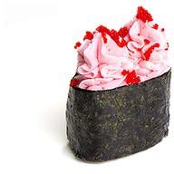 Суши с сыром и тобико Фото