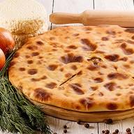 Пирог с сыром и капустой Фото