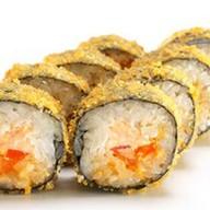Спайси с лососем и болгарским перцем Фото