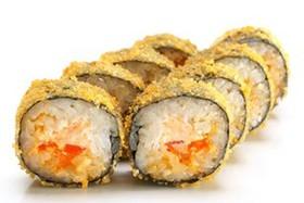 Спайси с лососем и болгарским перцем - Фото