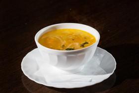 Куриный суп с домашней лапшой - Фото