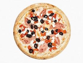 Греческая пицца - Фото
