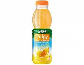 Pulpy апельсин - Фото