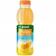 Pulpy апельсин Фото