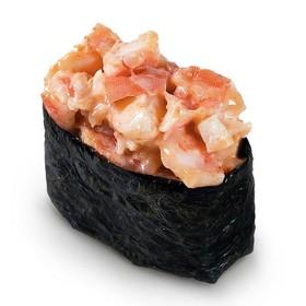 Спайс-суши с креветкой - Фото