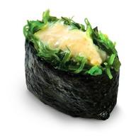 Суши Маринованые водоросли Фото