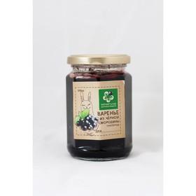 Варенье из черной смородины - Фото