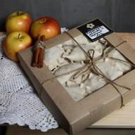 Вареники с яблоками и корицей Фото