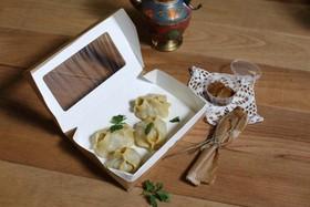 Манты из рубленой баранины - Фото