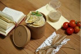 Вареники с картофелем и грибами - Фото