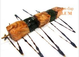 Шашлычки из лосося - Фото