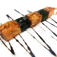 Шашлычки из лосося Фото