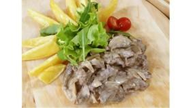 Бефстроганов из говядины в сметане - Фото