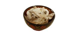 Грузди соленые со сметаной - Фото