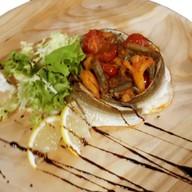 Филе ряпушки с овощами Фото