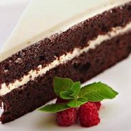 Черемуховый десерт Фото