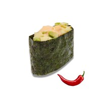 Гункан авокадо Фото