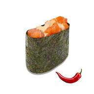 Гункан лосось Фото